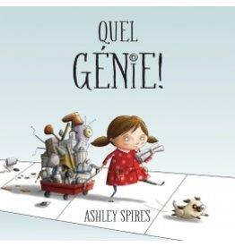Book Quel Genie!