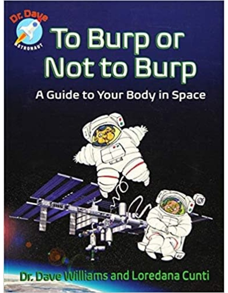 To Burp or Not to Burp - Hardcover