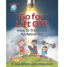 Book Go for Liftoff! Hardcover