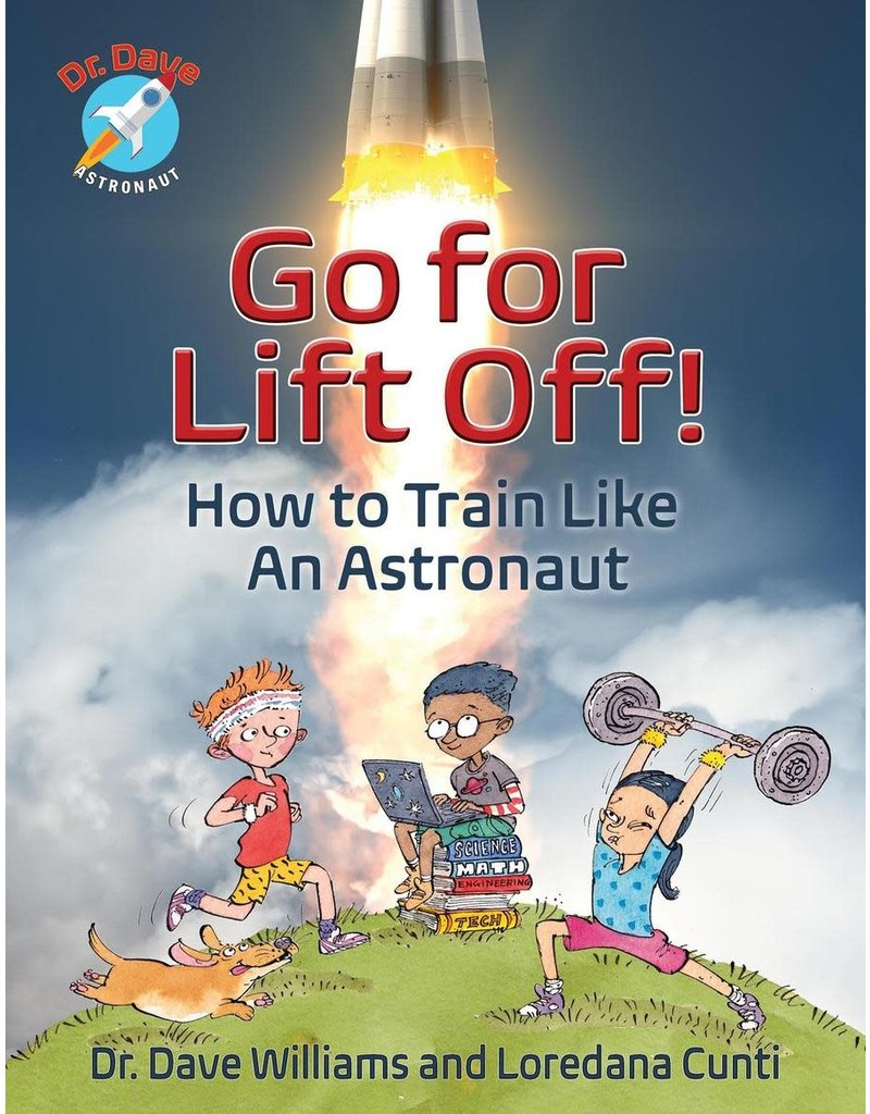 Go for Liftoff! Hardcover