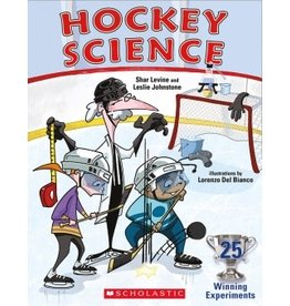 Book Hockey Science