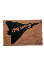 Paillasson d'Avro Arrow