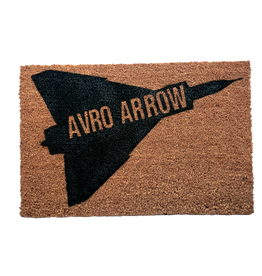 Doormat Avro Arrow
