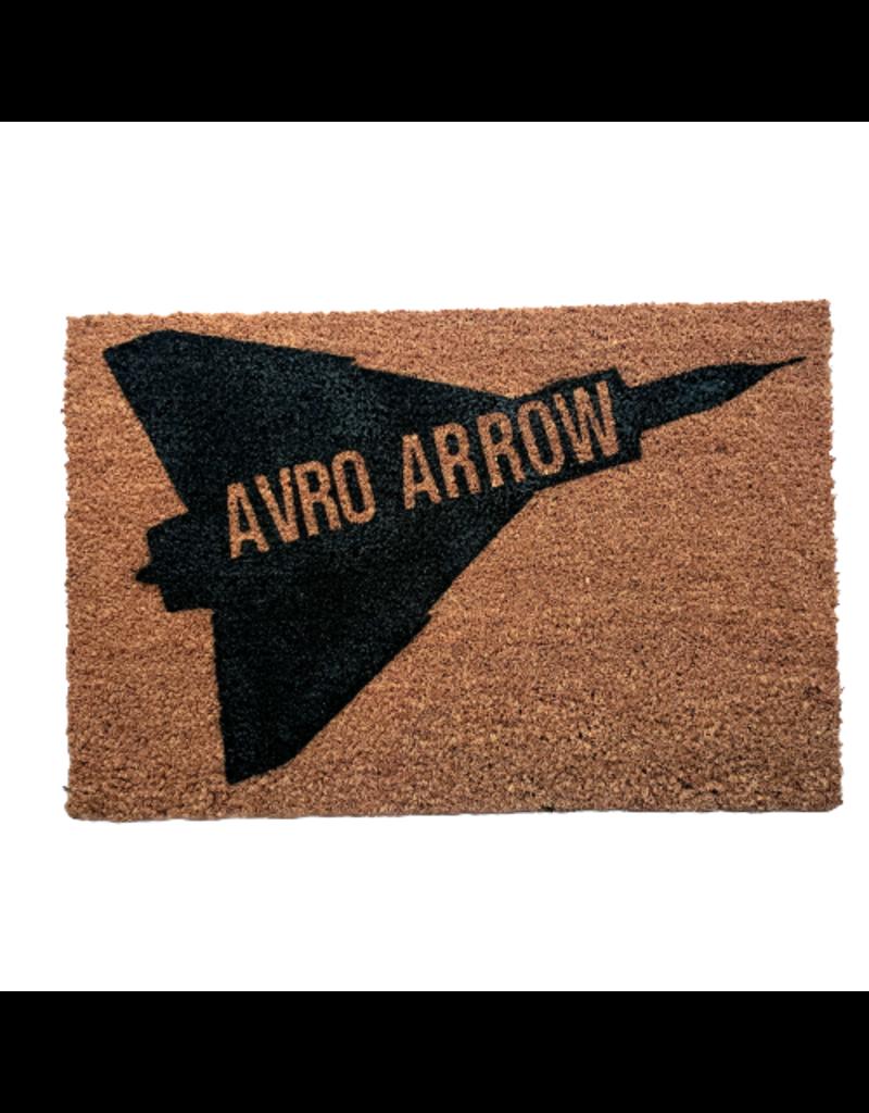 Doormat Avro Arrow