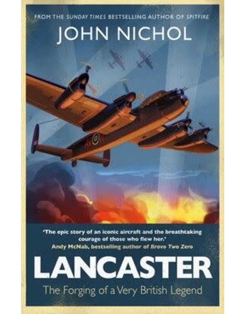 Book Lancaster - The Forging of a Very British Legend