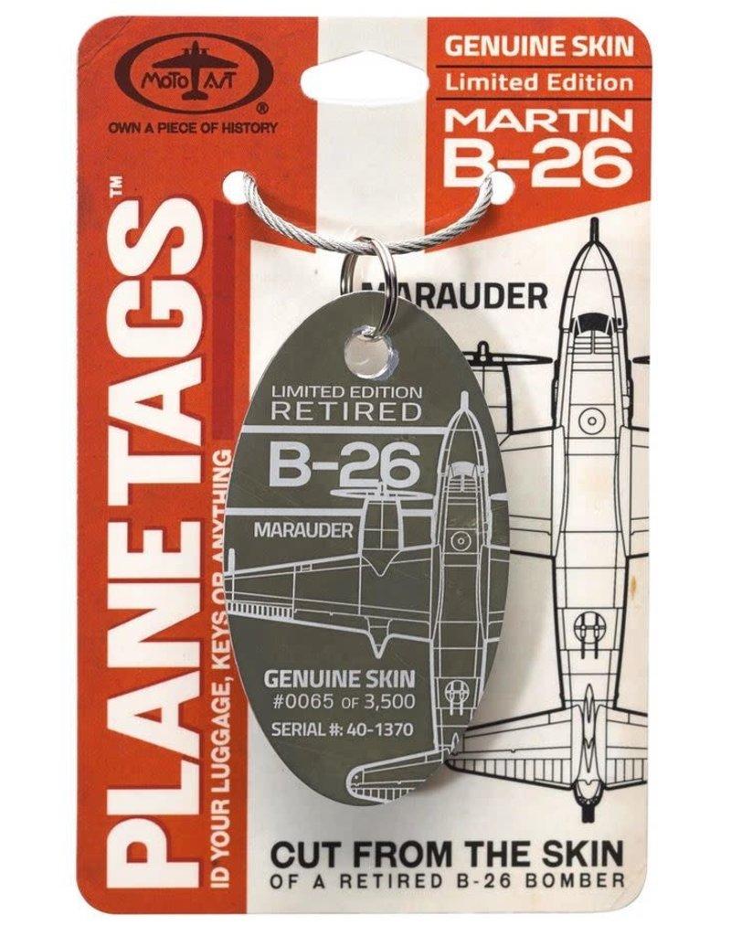 B-26 Marauder Planetag