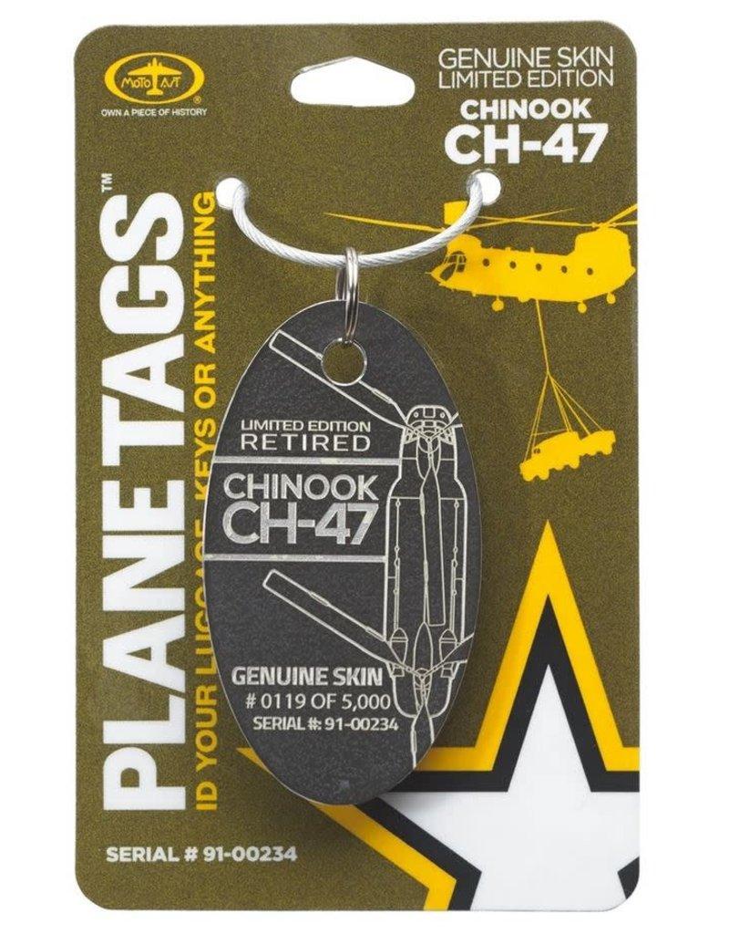 CH-47 Chinook - Tail # 91-00234 Planetag