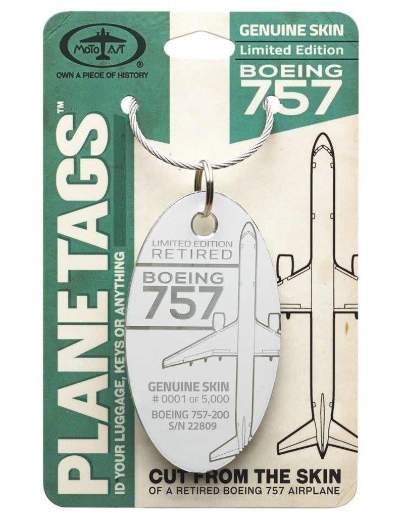 Delta Boeing 757 - S/N 22809 Planetag
