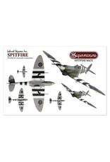 Autocollants Spitfire