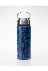 Genetics & DNA Stainless Steel Vacuum Flask