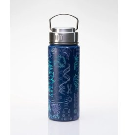 Genetics & DNA Stainless Steel Vacuum Flask