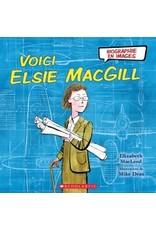 Livre Voici Elsie MacGill