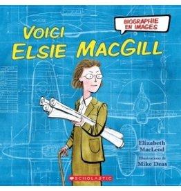 "Book ""Voici Elsie MacGill"""