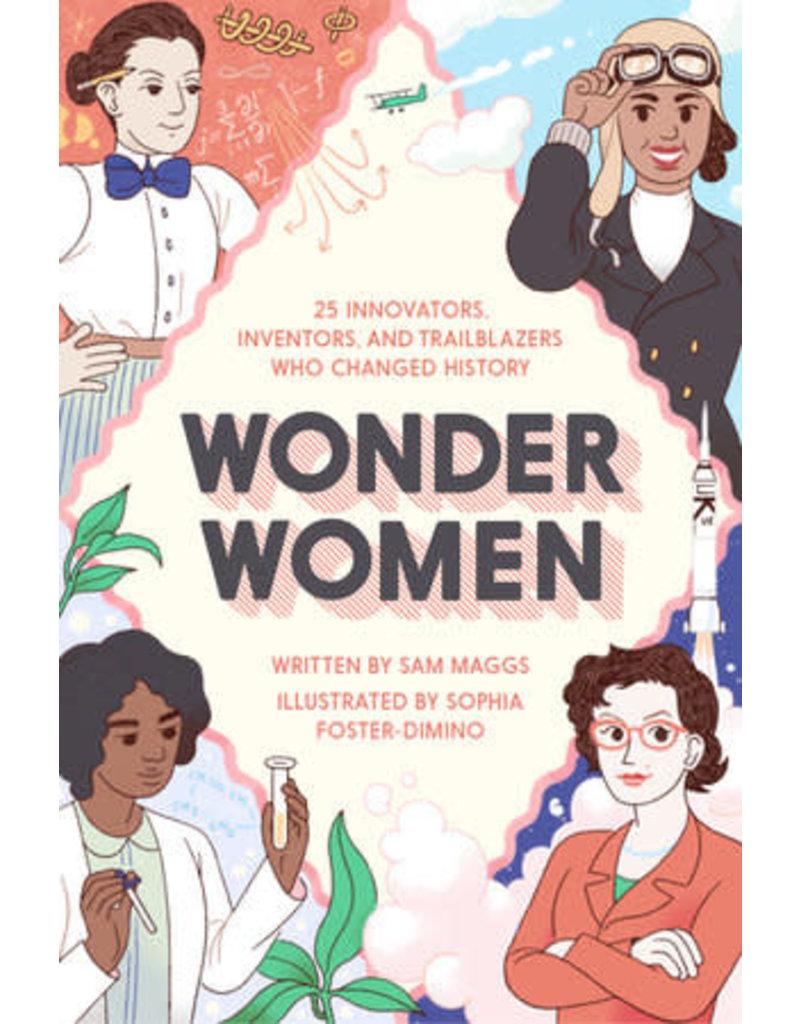 """Livre """"Wonder Women 25 Innovator"""""""