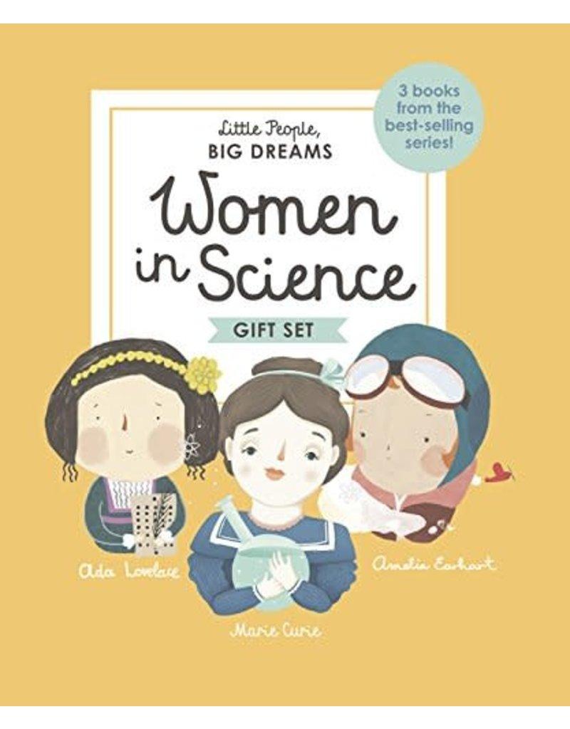 Little People, BIG DREAMS Women In Science