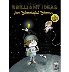 "Livre ""Brilliant Ideas From Wonderful Women"""