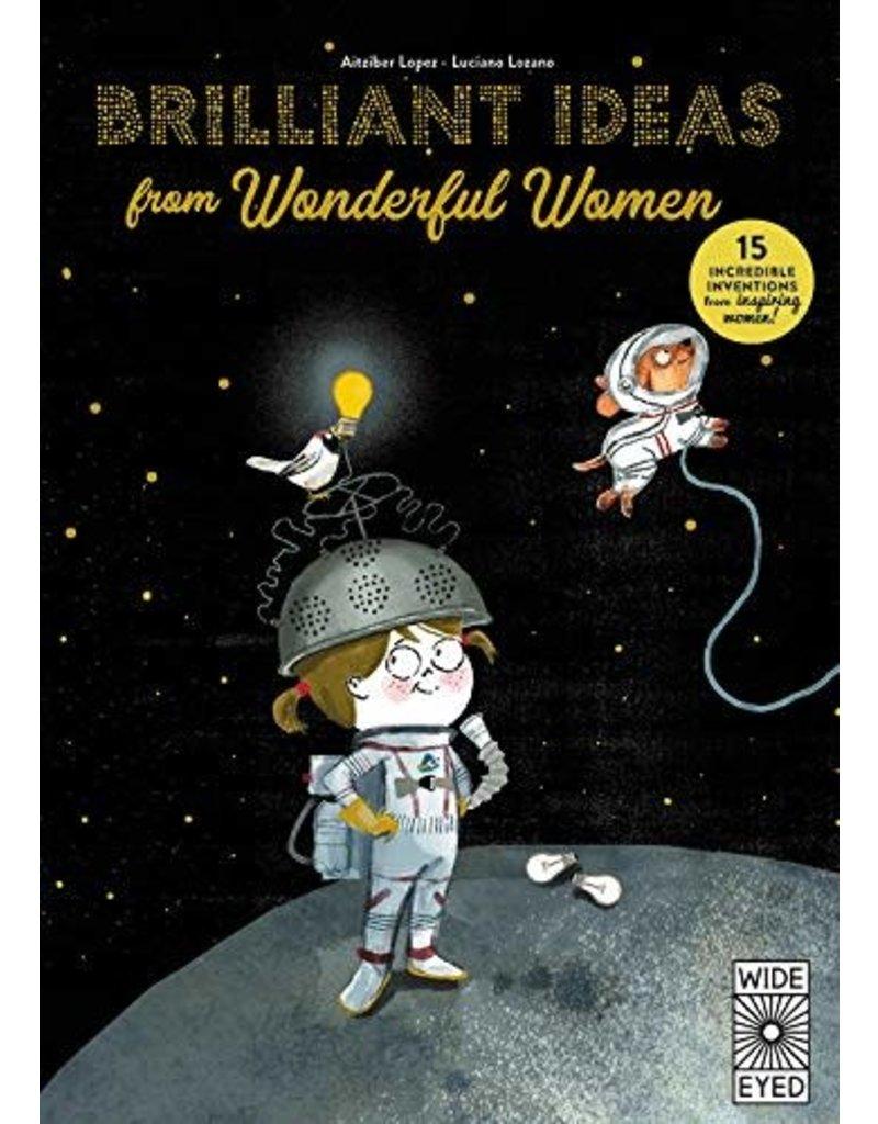 "Livre ""Brilliant Ideas From Wonderful Women"""