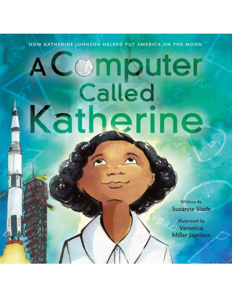"Livre ""A Computer Called Katherine"""