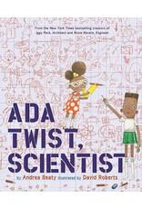 "Livre ""Ada Twist, Scientist"""