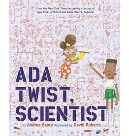 "Livre ""Ada Twist, Scientist"""