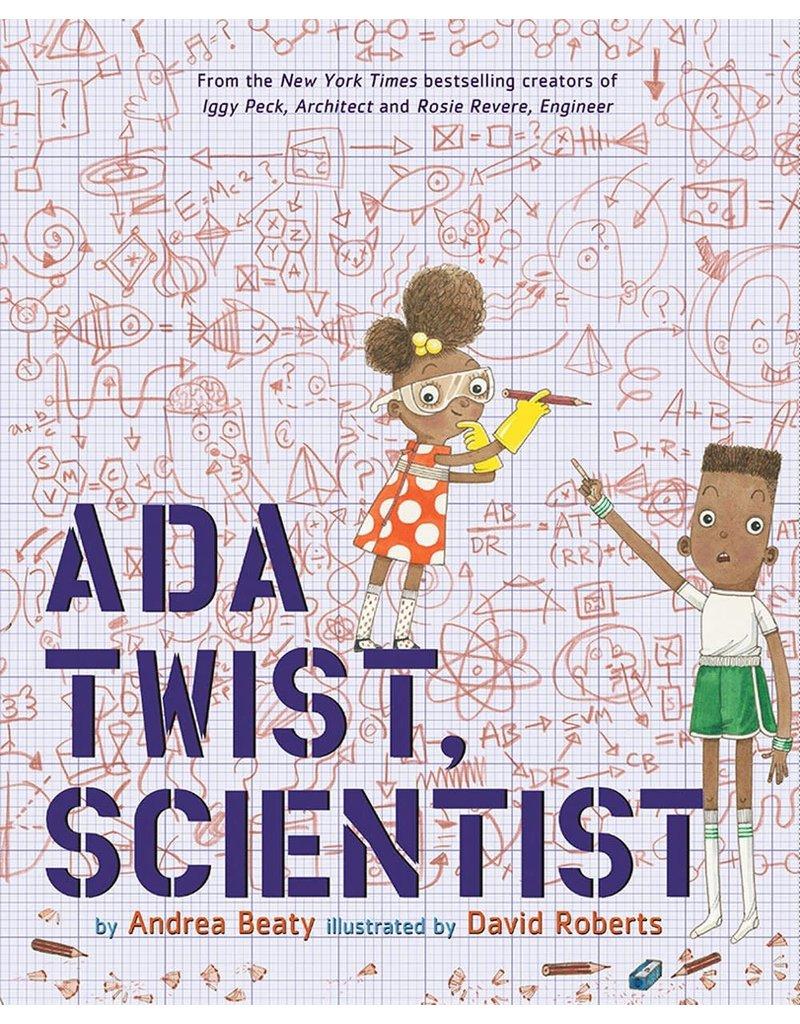 Book Ada Twist, Scientist