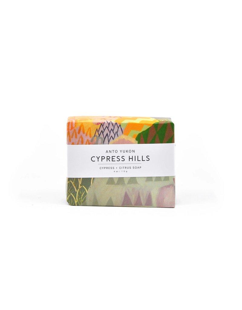 Cypress Hills Soap