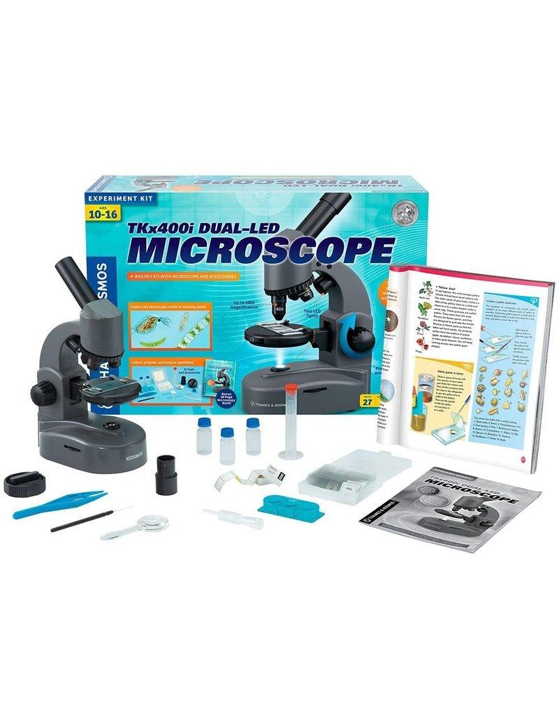 TKX400i Dual-Led Microscope