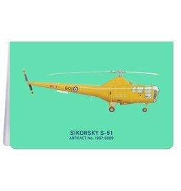 Sikorsky - Carnet de notes