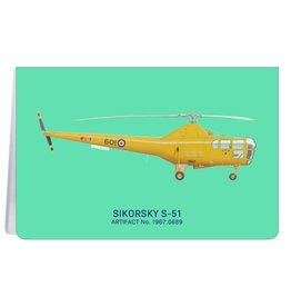 Sikorsky - Soft Cover Notebook