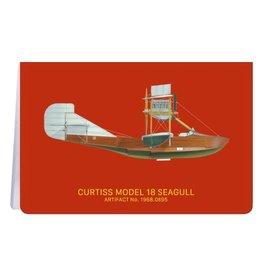 Curtiss Seagull - Carnet de notes