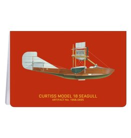 Curtiss Seagull - Soft Cover Notebook