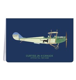Canuck de Curtiss - Carnet de notes