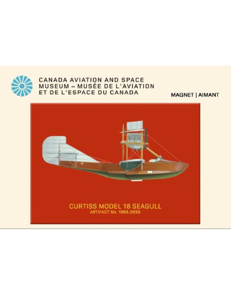Curtiss Seagull Magnet