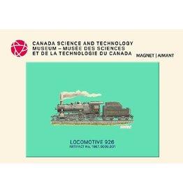 Locomotive 926 Magnet