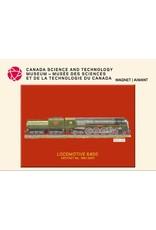 Locomotive 6400 Magnet
