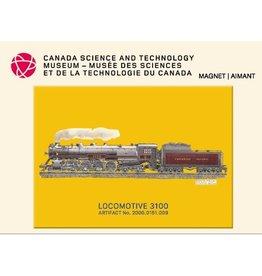 Locomotive 3100 Magnet