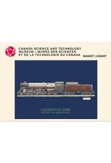 Aimant de la locomotive 2858