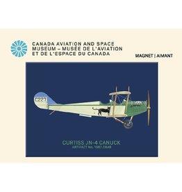 Aimant Canuck de Curtiss