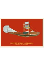 Carte postale Seagull de Curtiss
