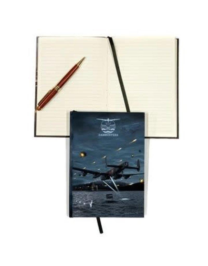 Dambuster Hard Cover Journal