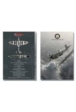 Spitfire MKIX Hard Cover Journal