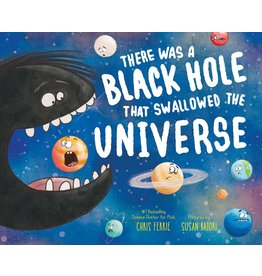 "Livre ""There Was a Black Hole that Swallowed the Universe"""