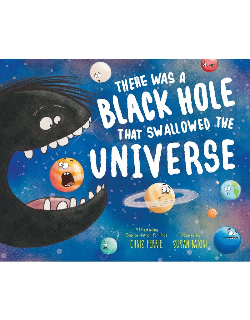 """Livre """"There Was a Black Hole that Swallowed the Universe"""""""