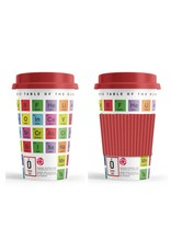 Periodic Table Bamboo Cup