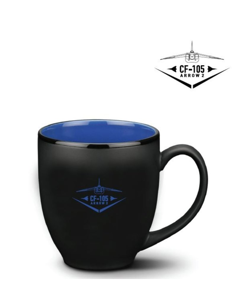 Tasse  Arrow 2 d'Avro - bleue