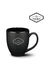 Avro Arrow 2 Shield Mug Black