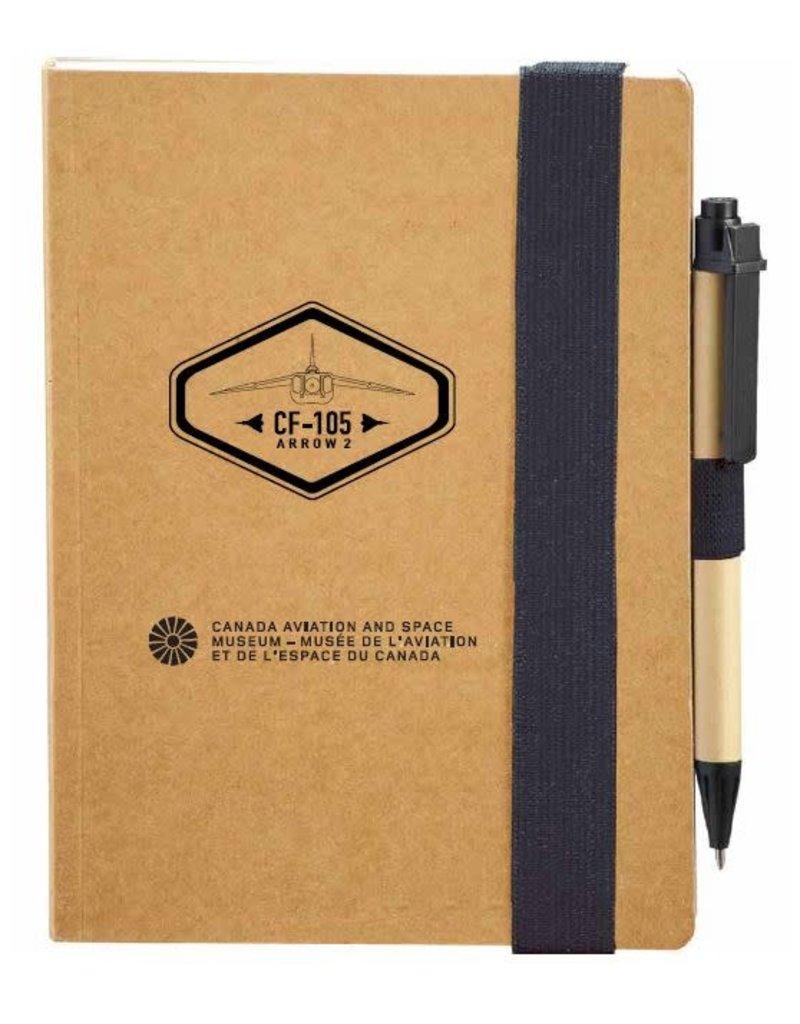 Avro Arrow Shield Notebook