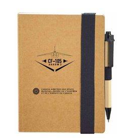 Avro Arrow Crest Notebook