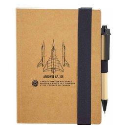 Avro Arrow Blueprint notebook