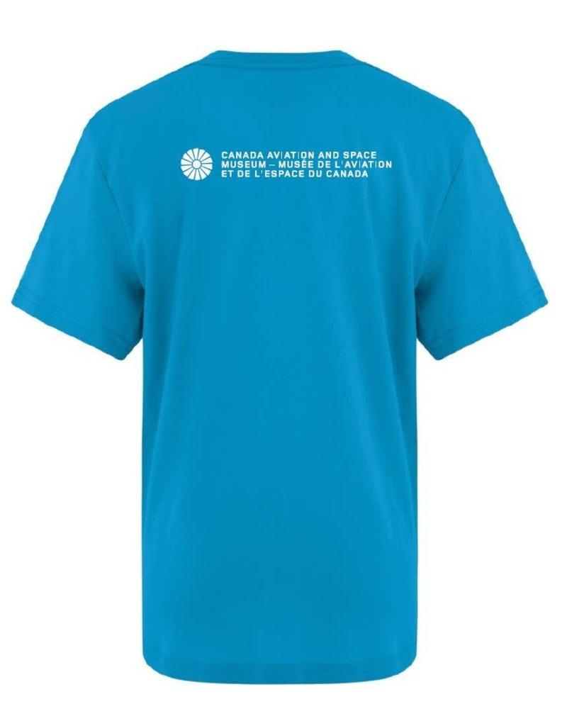 T-shirt d'aspect usé pour jeune Arrow d'Avro